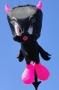 Devil Bird 2 pink
