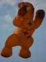 Teddybaer 1,5m braun